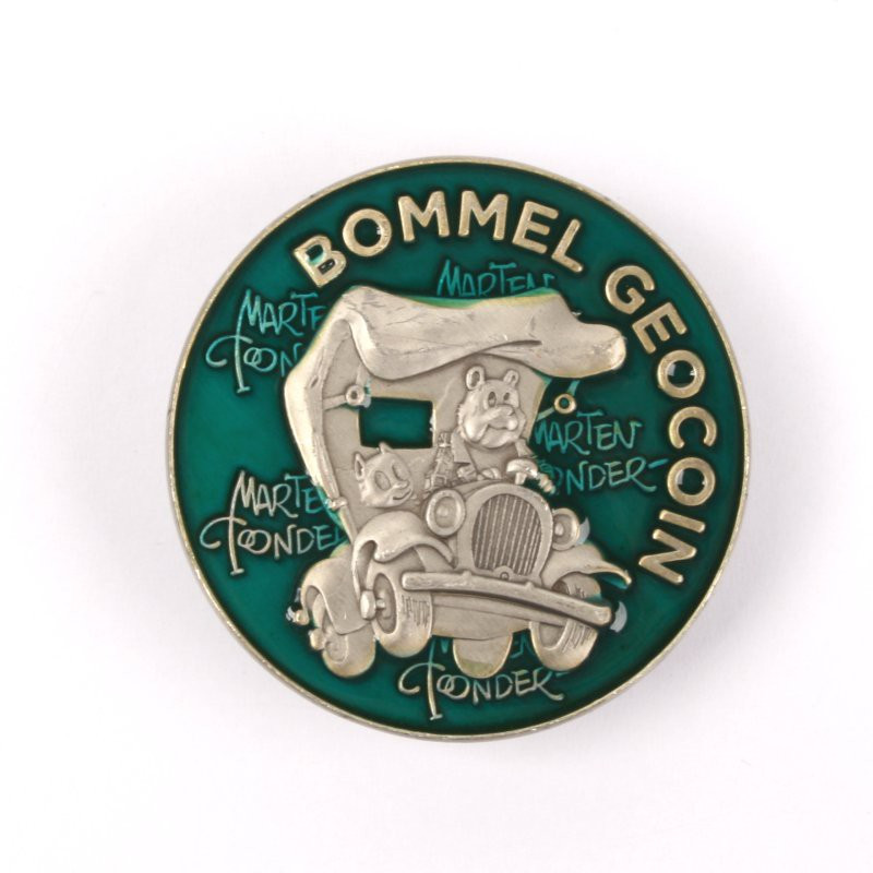 Bommel Geocoin 2016 AS