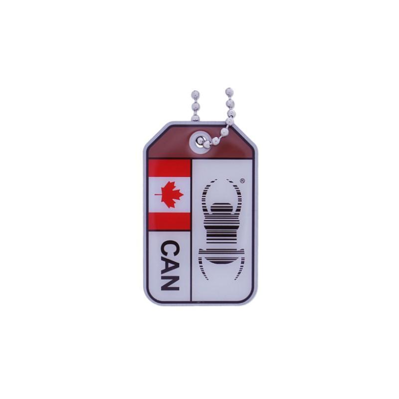 Travel Bug origins - Canada V2