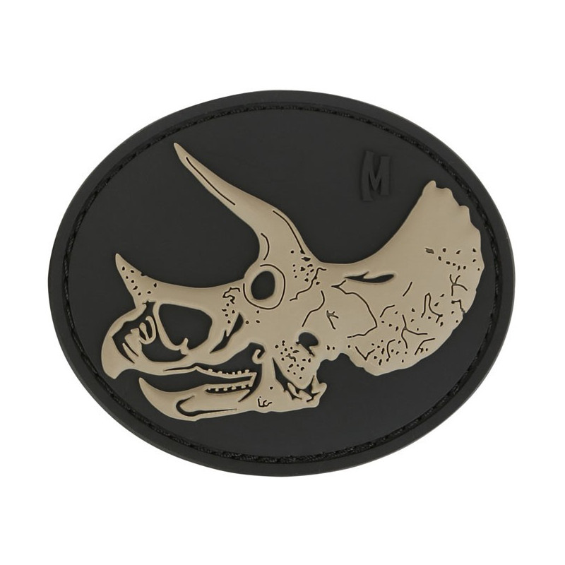 Maxpedition - Badge Triceratops Skull - Swat