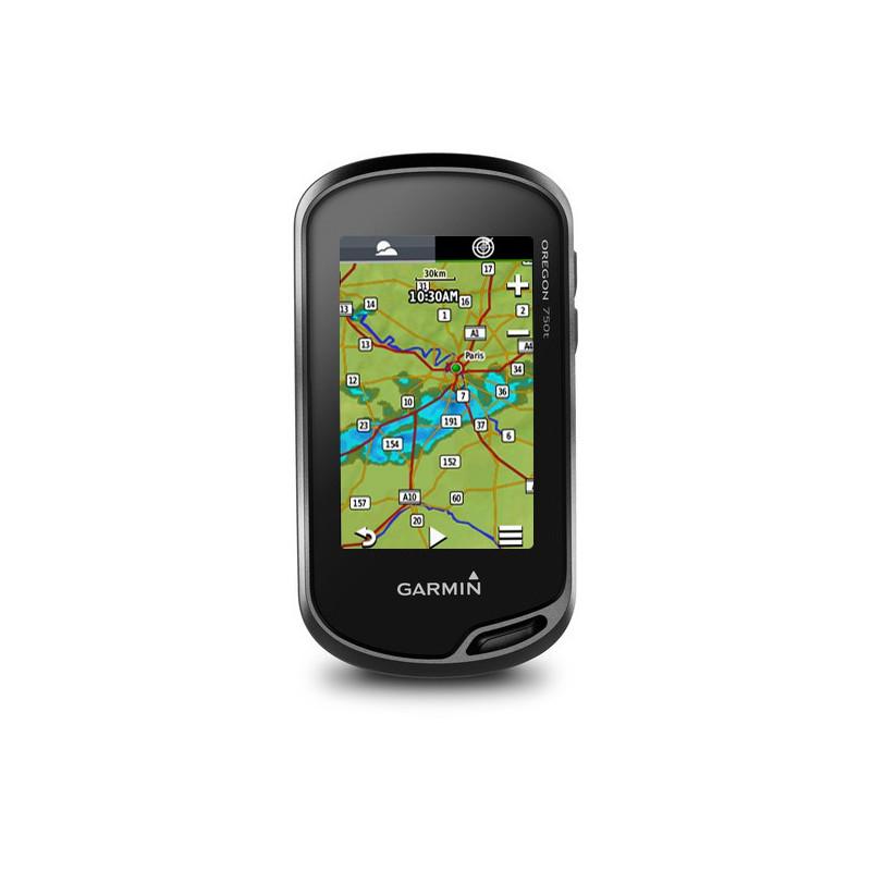 Garmin - Oregon 750t - pre-sales (delivery half august)