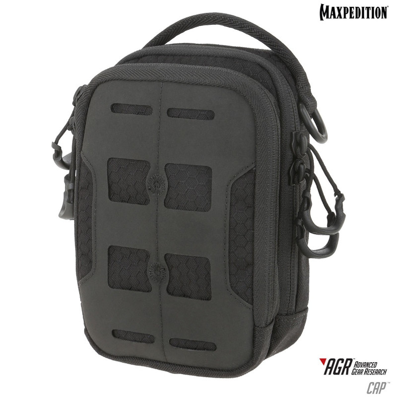 Maxpedition - AGR Compact Admin Pouch - zwart