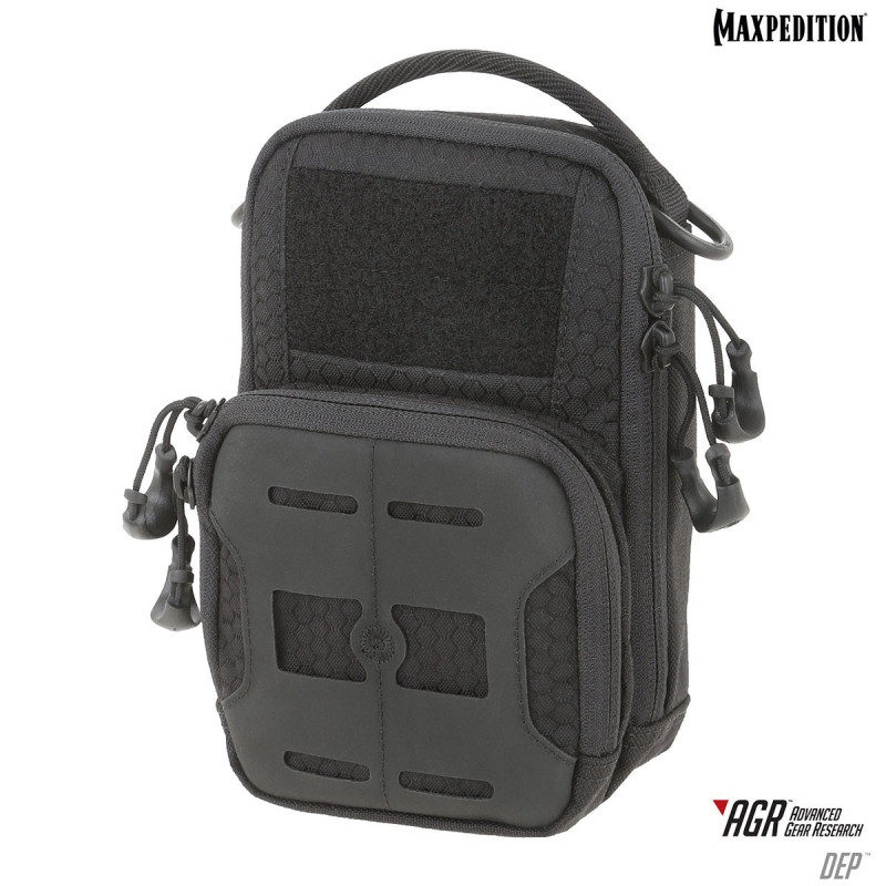 Maxpedition - AGR CompDaily Essentials Pouch - Black