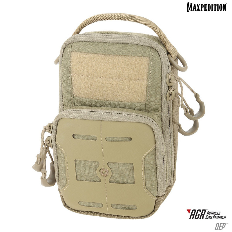 Maxpedition - AGR Daily Essentials Pouch- Tan