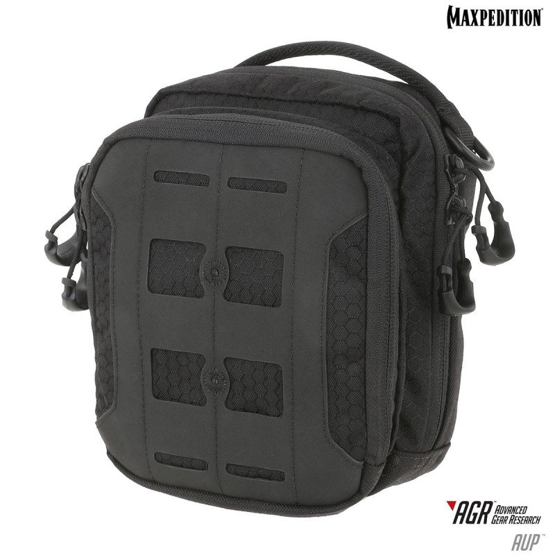 Maxpedition - AGR™ Advanced Gear Research: AUP™ Accordion Utility Pouch - schwarz