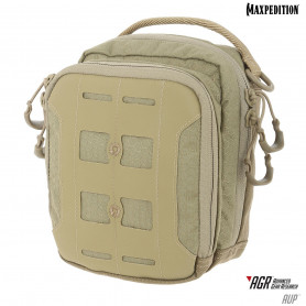 Maxpedition - AGR™ AUP™ Accordion Utility Pouch - Tan