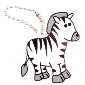 Travel Tag Zelda das Zebra