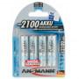 Ansmann AA 2100mAh 4 pack