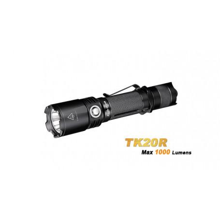Fenix TK20R rechargeable flashlight  - 1000 lumens