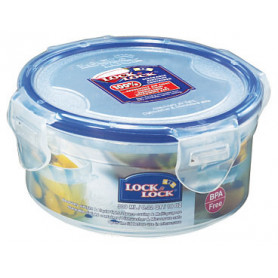 Lock & Lock container 300 ml, round