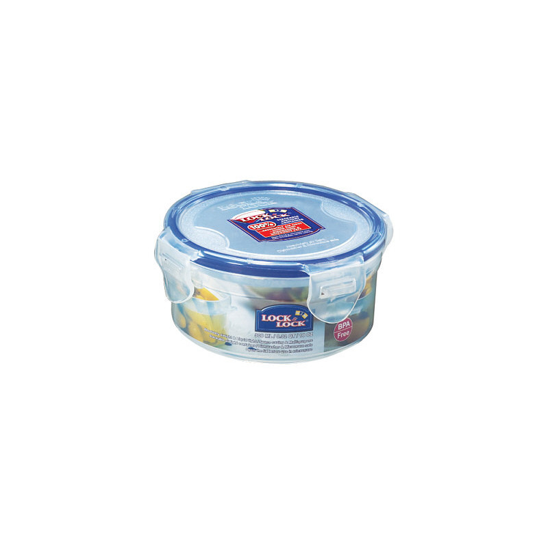 Lock & Lock container 300 ml, rund