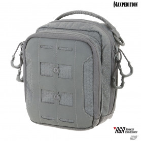 Maxpedition - AGR™ Advanced Gear Research: AUP™ Accordion Utility Pouch - Grey