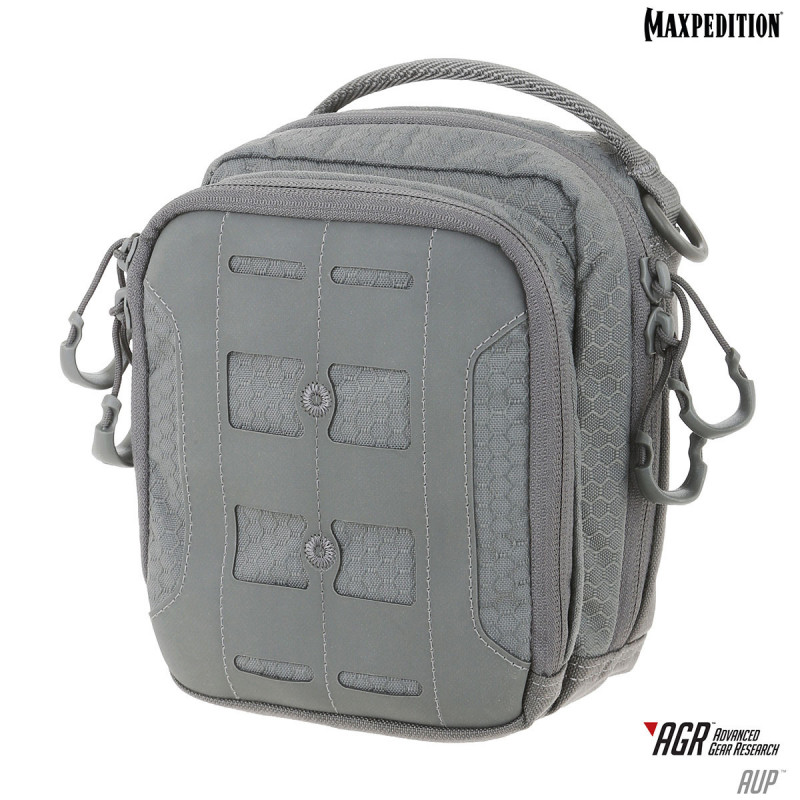 Maxpedition - AGR™ Advanced Gear Research: AUP™ Accordion Utility Pouch - Tan