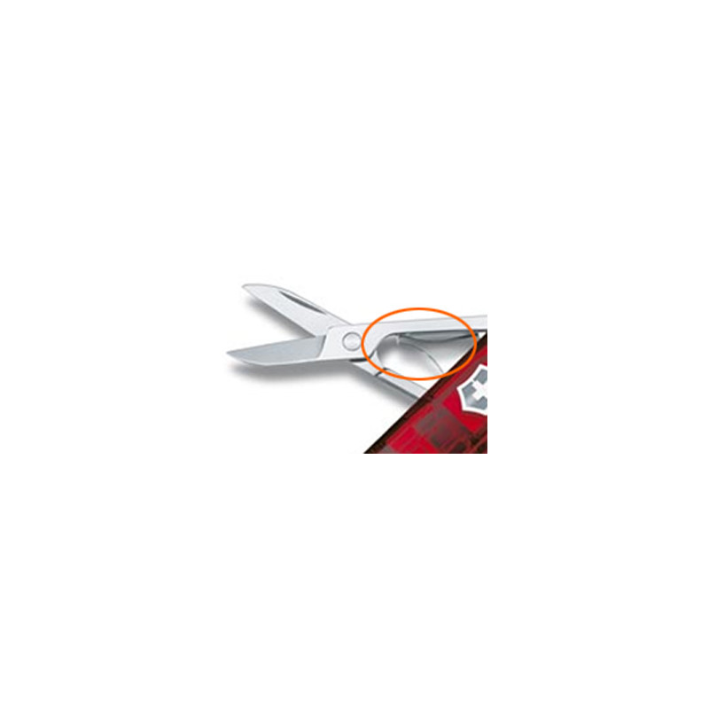 Victorinox replacing scissor spring - 6112