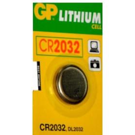 GP - CR2032 Lithium batterij