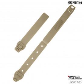 Maxpedition AGR TacTie 15.6 cm - Tan