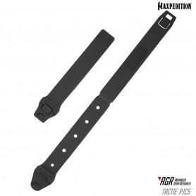 Maxpedition AGR TacTie 15.6 cm - Zwart