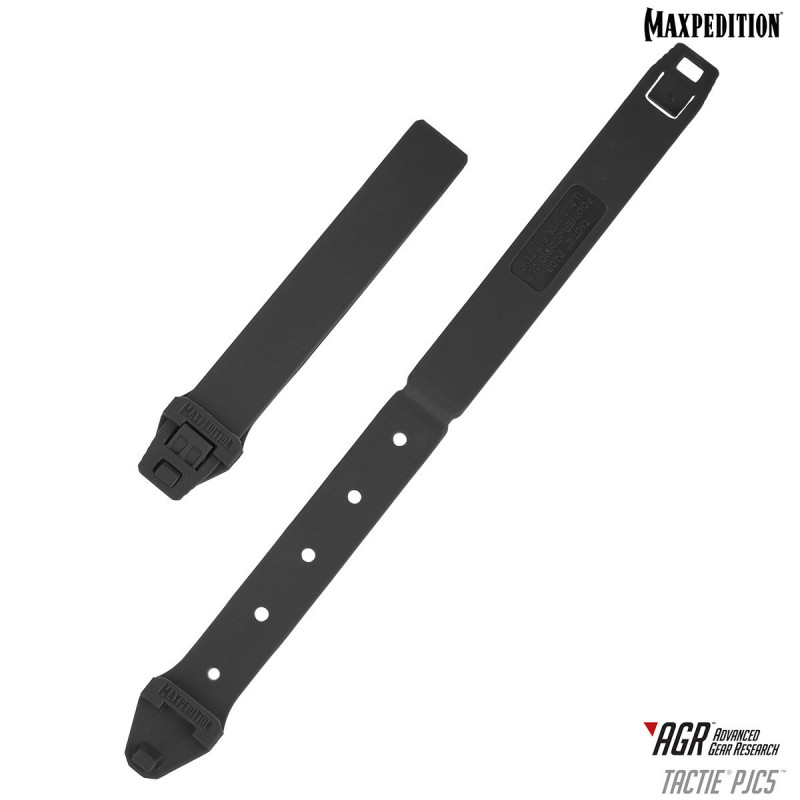 Maxpedition AGR TacTie 15.6 cm - Black