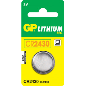 GP - CR2430 Lithium battery