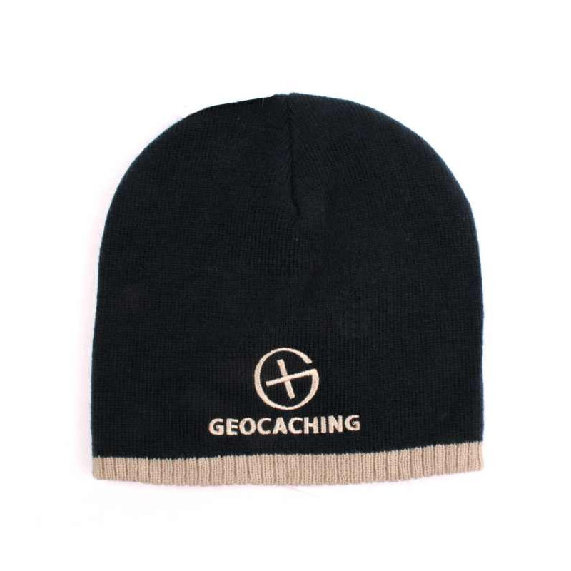 Geocaching Mütze - Blau