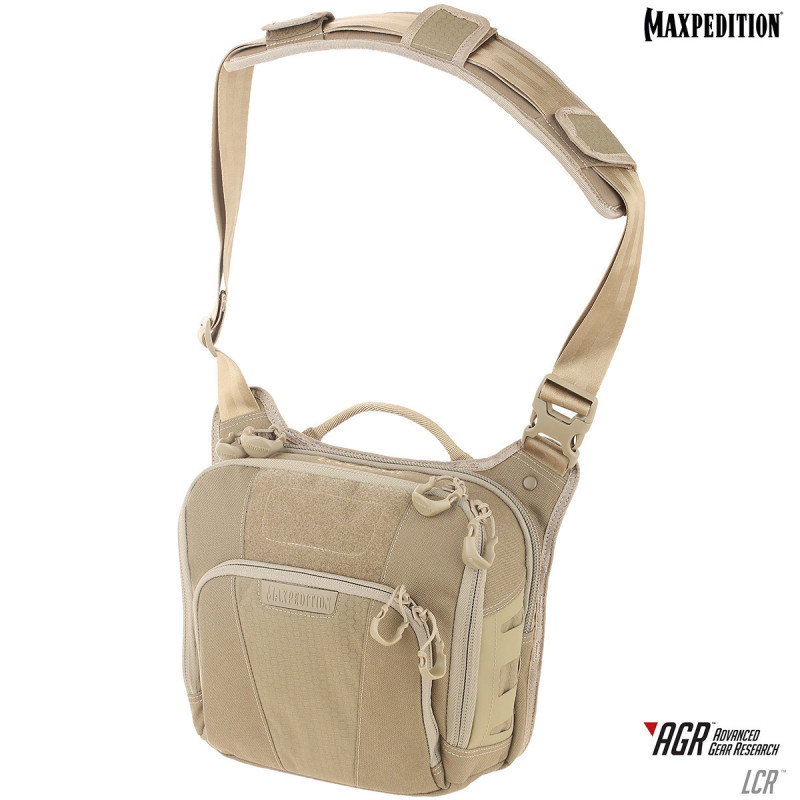 Maxpedition - AGR Lochspyr - zwart