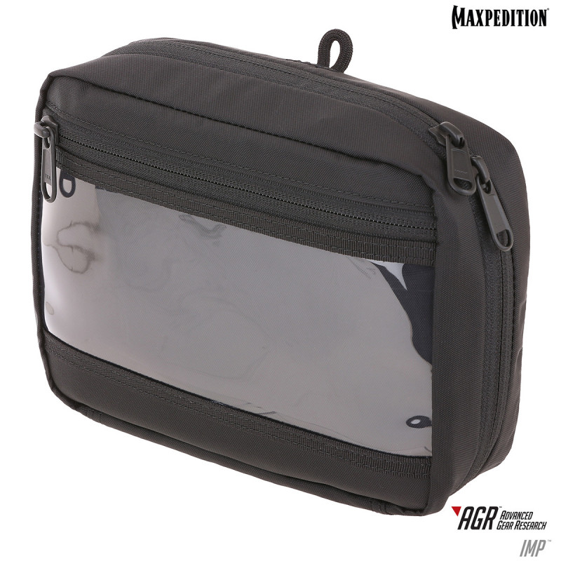 Maxpedition - AGR Individual First Aid Pouch - Zwart