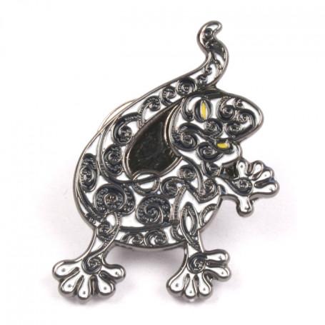 Gecko Pin - Berchtesgaden Blue Crawler