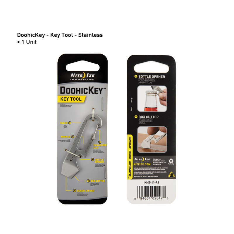 Doohickey Key Tool
