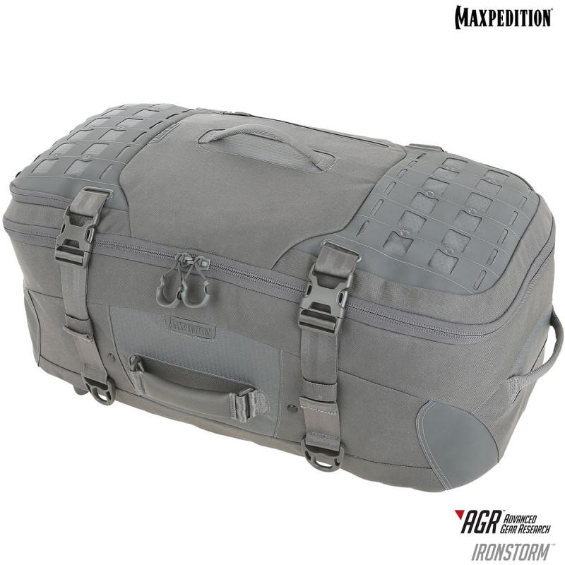 Maxpedition - AGR Ironstorm Adventure bag - Gray