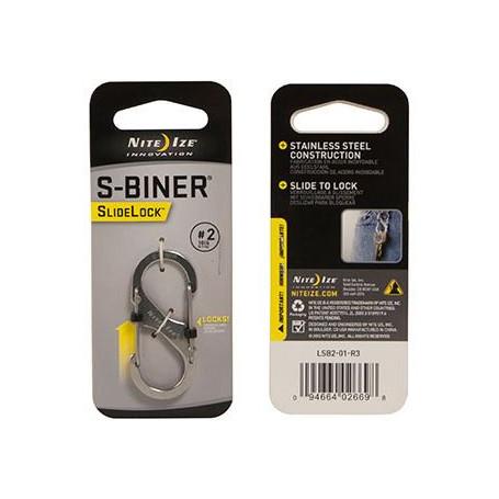 SlideLock S-Biner Size 2