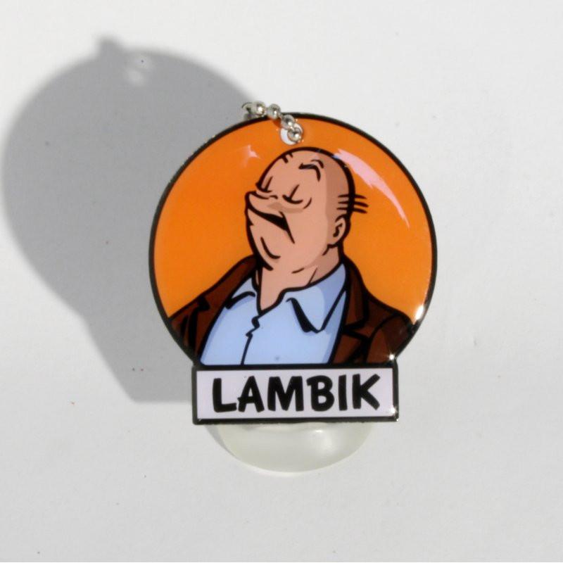 Lambik - Travel Tag