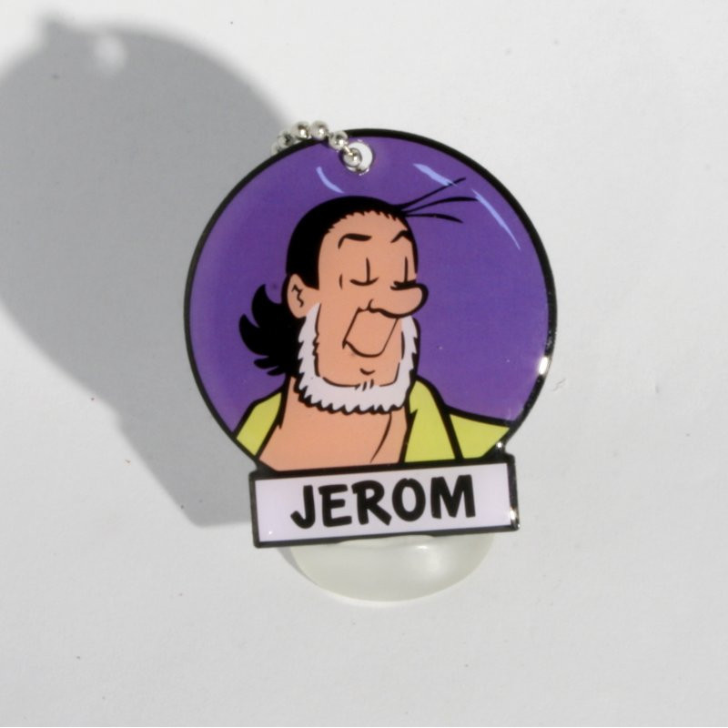 Jerom - Travel Tag