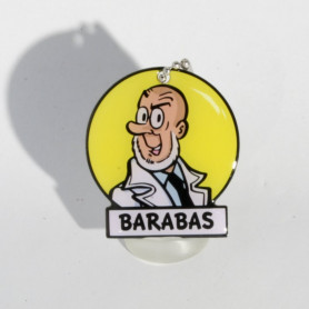 Professor Barabas - Travel Tag