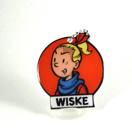 Wiske - Travel Tag
