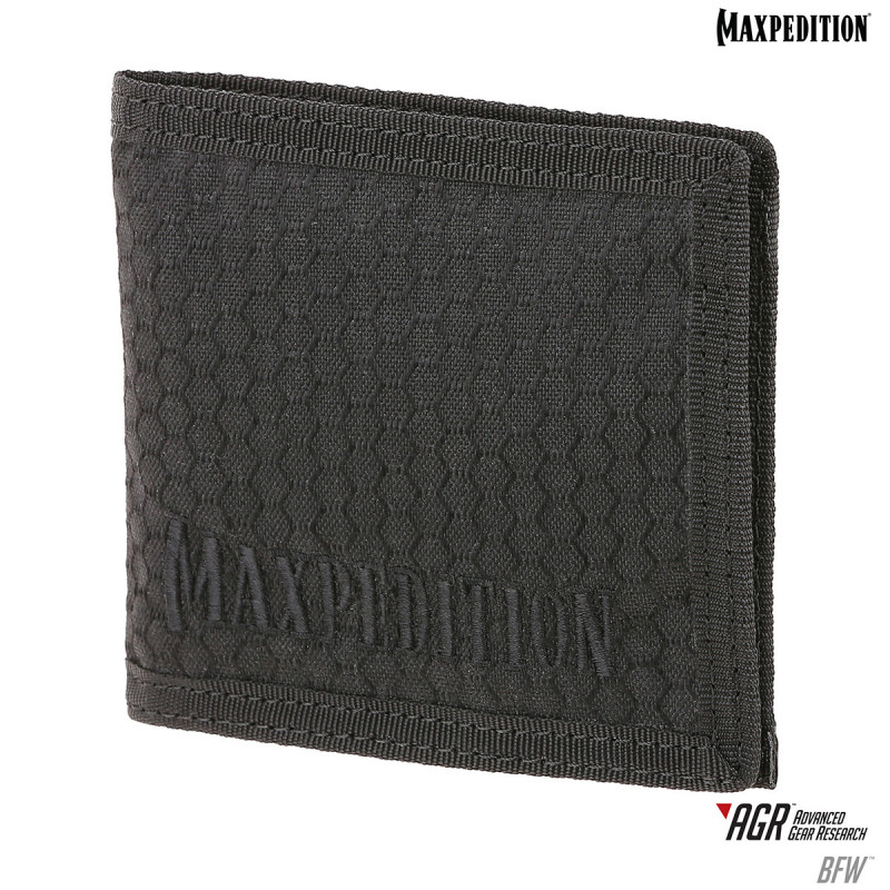 Maxpedition - Wallet AGR BiFold  - Black