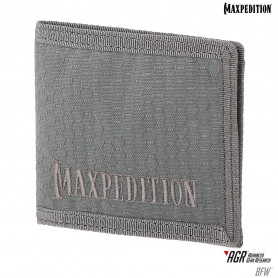 Maxpedition - Wallet AGR BiFold  - Gray