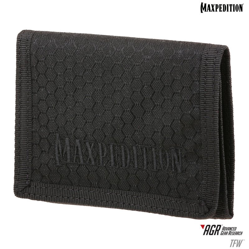 Maxpedition - Wallet AGR TriFold - Zwart