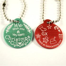 Merry Xmas Tag - Very Merry Christmas