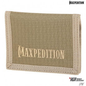 Maxpedition - Wallet AGR Low Profile - Black