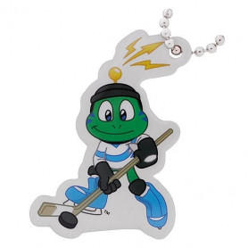 Signal the Frog traveltag - Winter Sports Ice Hockey