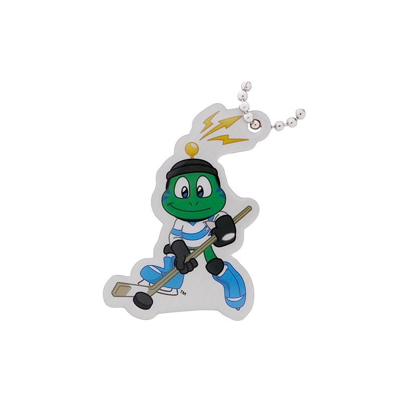 Signal the Frog traveltag - Wintersport Eishockey