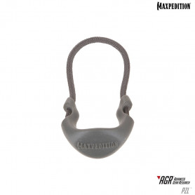 Maxpedition - Positive Grip Zipper Pulls (Large) - gray