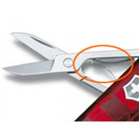 Victorinox replacing scissor spring - 6111