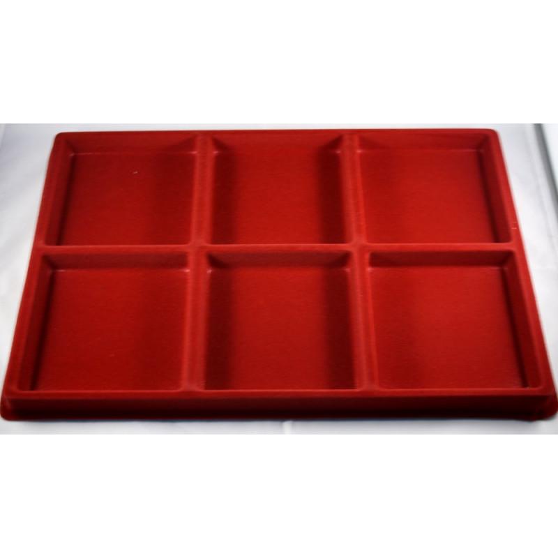 Coin trays für Geocoin Koffer 95x95 mm