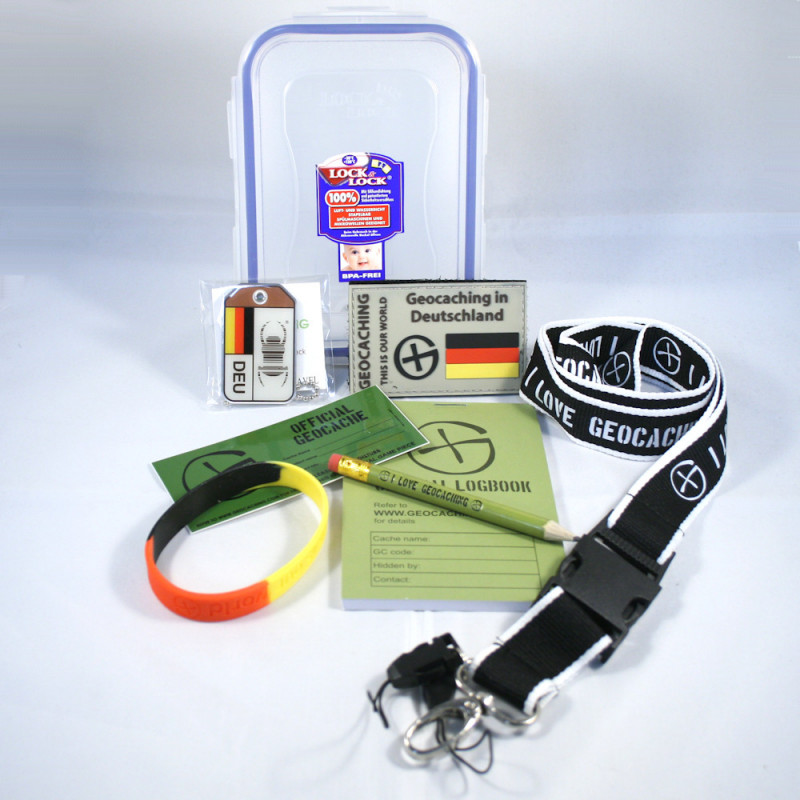 Lock en Lock startset Duitsland