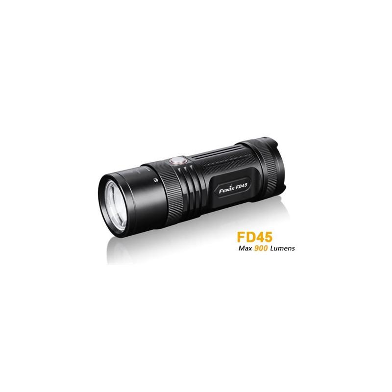 Fenix FD45 flashlight - 900 Lumen - 4 x AA