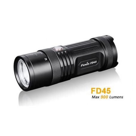 Fenix FD45 flashlight - 900 Lumen - 4 x AA battery