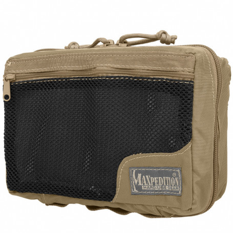 Maxpedition Individual First Aid pouch - Khaki