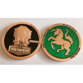 CET2018 - Geocoin Antique Copper
