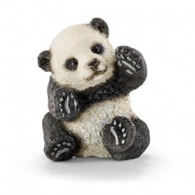 Trackable Animal - Giant Panda cub