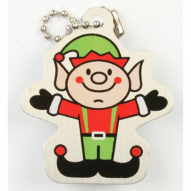 Travel tag Anders the Elf